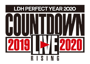 "LDH PERFECT YEAR 2020 COUNTDOWN LIVE 2019→2020 ""RISING"" LIVE VIEWING"